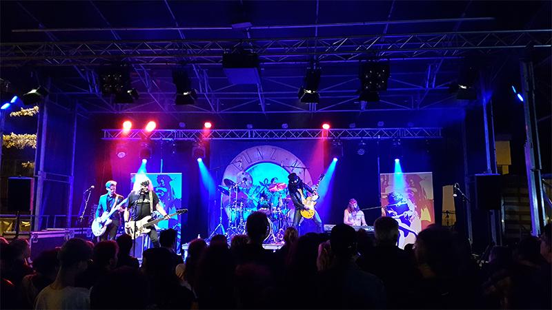 Guns N Roses Tribute band